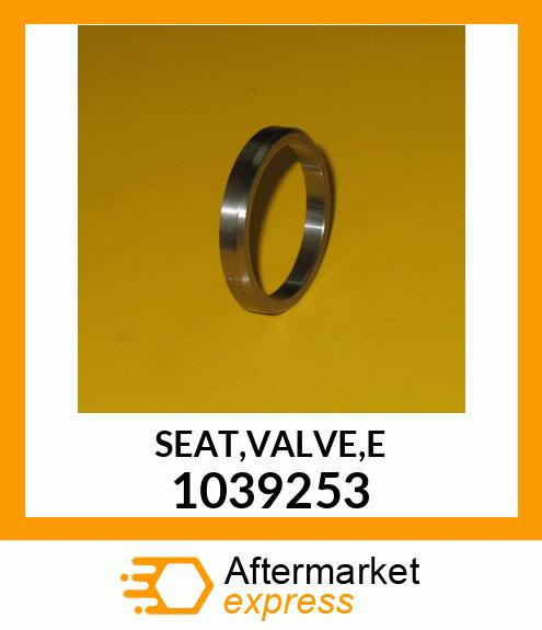 1039280 Gasket-Rear Fits Caterpillar 3044C 3046 C3.4 315C 317B L 317B LN 318B N