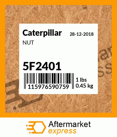 CATERPILLAR NUT 5F2401