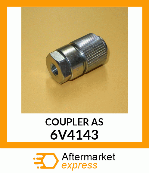 CATERPILLAR COUPLER AS 6V4143