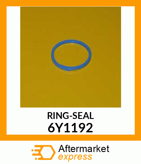 RING-SEAL 6Y1192 fits Caterpillar CAT 6T9191