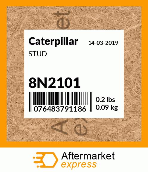 CATERPILLAR EXTRACTOR 8S2244